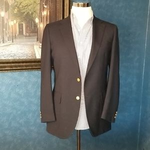 EUC Stanley Blacker Fashion Bar Suit Coat